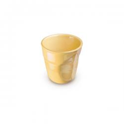 Gelbe Crumble Espressotasse Giannini