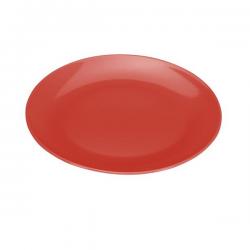 Dinnerteller rot Colours (alt) Giannini Durchmesser 27 cm