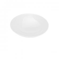Weißer Pasta- / Suppen- Teller Colours (alt) Giannini Durchmesser 21 cm