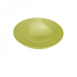 Grüner Pasta- / Suppen- Teller Colours (alt) Giannini Durchmesser 21 cm