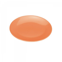 Oranger Salat - Teller Colours (alt) Giannini Durchmesser 21 cm